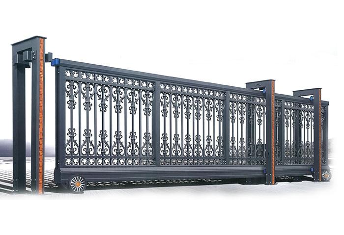 徐州电动智能直线门SJM-004