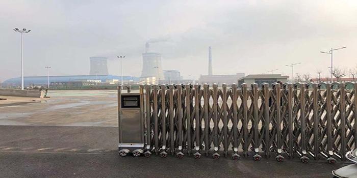徐州九里科目二摩托驾照考场选择徐州门道智能科技电动伸缩门