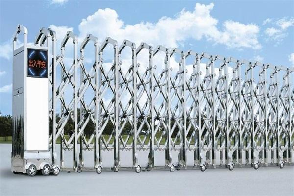 挑选徐州电动伸缩门的几大要素,你都知道吗?