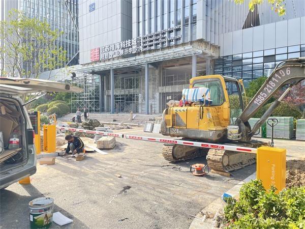 江苏淮海科技城 规划展示中心