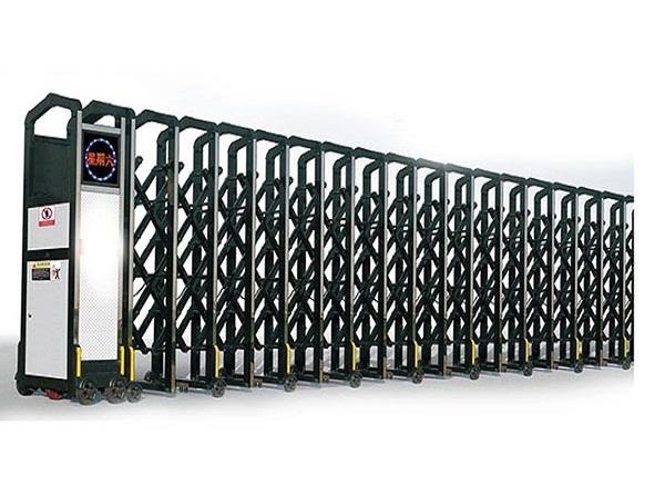 电动伸缩门的基本配置